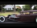 View Video: cruzen in the rat rod with air ride
