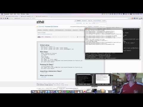 GIT and GitHub tutorial