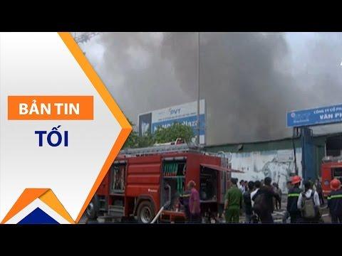 Hà Nội: Hỏa hoạn nghiêm trọng tại đường Phạm Hùng | VTC - Thời lượng: 89 giây.