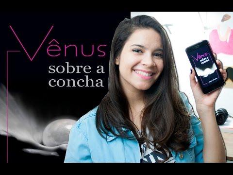 VEM LER! | VÊNUS SOBRE A CONCHA + SORTEIO DE KINDLES!, por Carol Wolter
