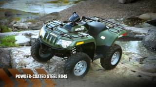 7. 2013 Arctic Cat ATV Recreational - MidSize