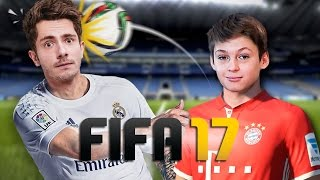 Video ARTHUR 12 ANS CLASH GUILLAUME PLEY SUR FIFA 17 !! - GAMEPLEY MP3, 3GP, MP4, WEBM, AVI, FLV Juni 2017