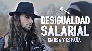 Video DESIGUALDAD SALARIAL en USA y España MP3, 3GP, MP4, WEBM, AVI, FLV Mei 2018