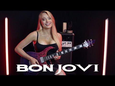 "Bon Jovi  ""You Give Love A Bad Name"" Cover"
