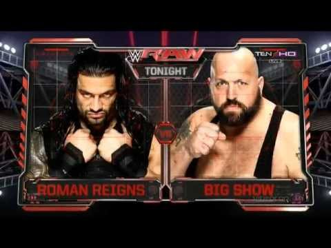 WWE RAW 4 6 15 Full Show Online   April 6th 2015 Part6