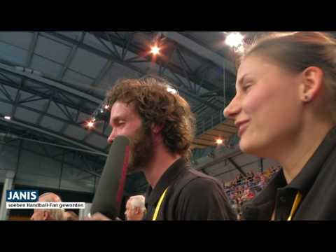 Making-of zur Handball-Produktion