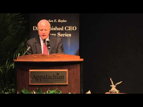 Fall 2014 CEO Lecture: President, State Employees' Credit Union