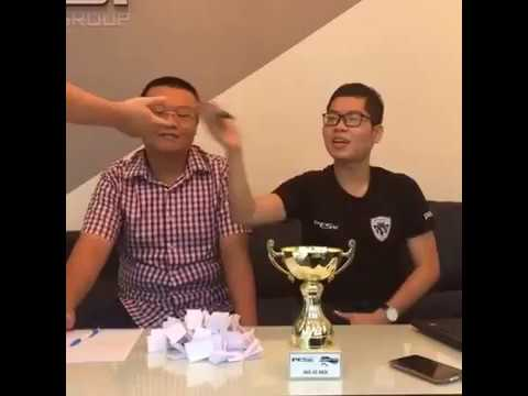 Bốc thăm chia bảng | PES Random Cup 2016