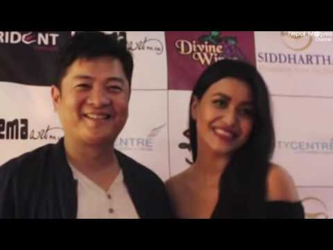 (Nepali movie Jhumkee red carpet premiere - Duration: 90 seconds.)