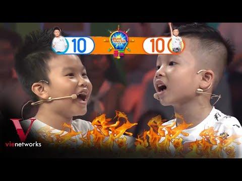 Kỷ lục 2 bé Phá Đảo Nhanh Như Chớp Nhí cùng một lúc - Minh Khang xuất sắc dành chiến thắng - Thời lượng: 17:29.