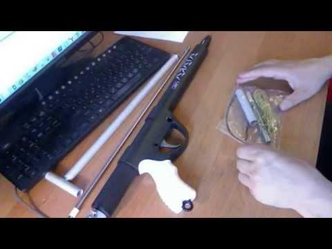 Видео связанное с ружьем АТАКА