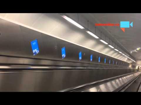 Národní třída - Metro