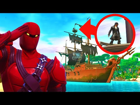 Hiding On TOP Of The PIRATE SHIP! (Fortnite Hide And Seek) - Thời lượng: 15 phút.