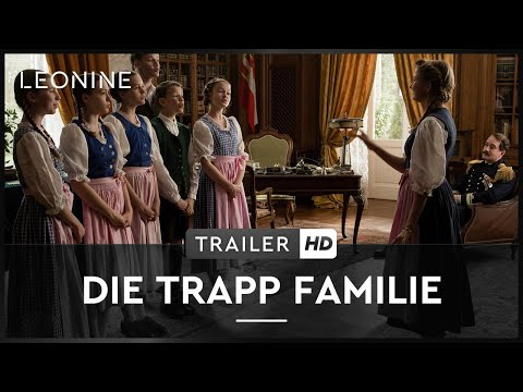 DIE TRAPP FAMILIE | Trailer | Deutsch
