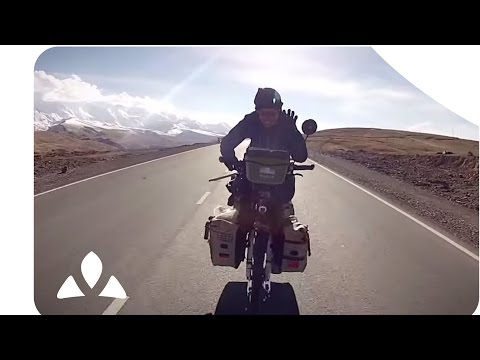 traveling - 18.000 kilometers, 10 month, 15 countries, two cyclists and one aim: Asia! From Germany to China by bike. Soundtrack: Trancendam & Laura Webb -