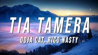Doja Cat - Tia Tamera (Lyrics) ft. Rico Nasty