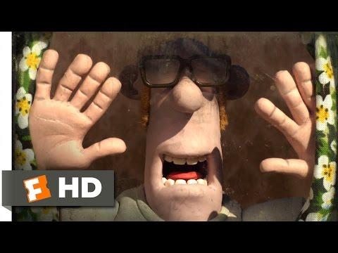 Shaun the Sheep Movie (2015) - Runaway Farmer Scene (2/10) | Movieclips