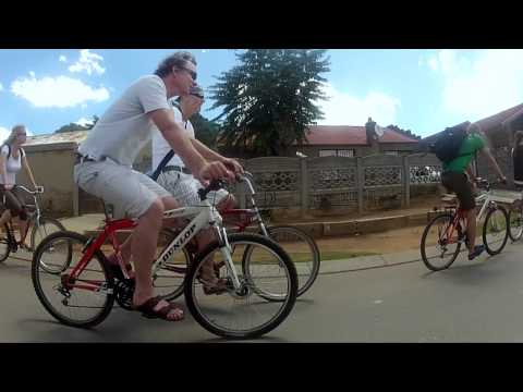 Video of Lebo's Soweto Backpackers