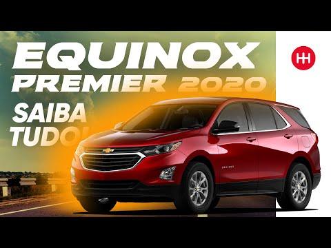 Chevrolet Equinox Premier 2018 - Teste Webmotors