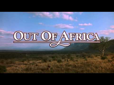 Out Of Africa Bluray Remastered Opening Theme