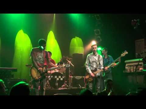 Bobby Sixkiller - Easter Ska Jam - Knust, Hamburg - 28.03.2013
