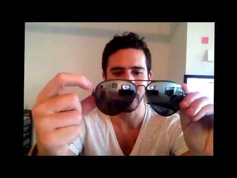 how to adjust ray ban aviator sunglasses  how to adjust ray ban aviators nose