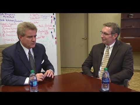 Video: Todd Stansbury Interview - @CollegeAD
