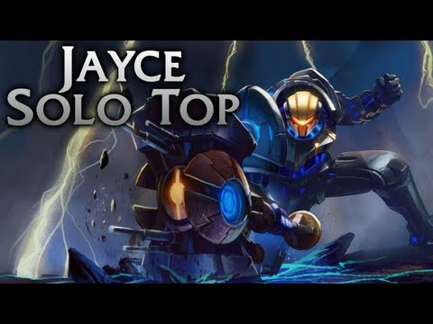 jayce - If you enjoyed the video please make sure to leave a rating! Thanks guys! Runes: AD Marks & Quints, Armour Seals, MR Glyphs Livestream: http://www.twitch.tv/...