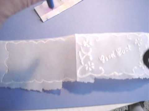 pergamano - This video demonstrates making a simple gift tag using beautiful, traditional Pergamano Parchment Craft. You'll discover the techniques of tracing, embossing...