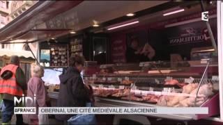 Obernai France  city pictures gallery : SUIVEZ LE GUIDE : Obernai, une cité médiévale alsacienne