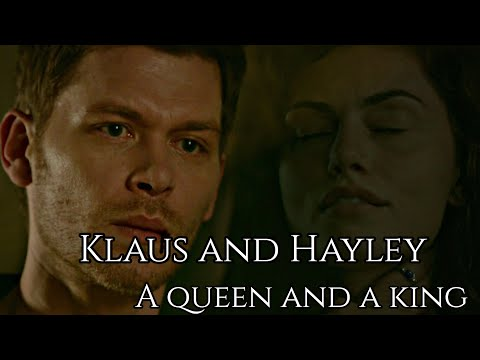 Klaus and Hayley | A queen and a king [+5x06]
