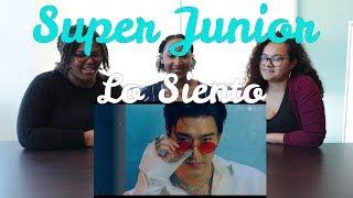 Video Super Junior 슈퍼주니어 'Lo Siento' ft (Leslie Grace) MV Reaction MP3, 3GP, MP4, WEBM, AVI, FLV Juli 2018