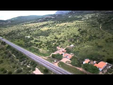 DJI Phantom - Drone voando em Milagres - BA
