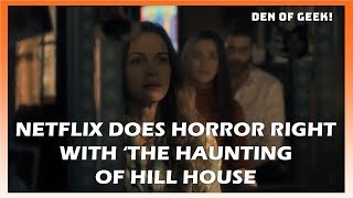 Netflix Does Horror Right With 'The Haunting of Hill House'