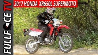 1. 2017 Honda XR650L Price Specs and Review