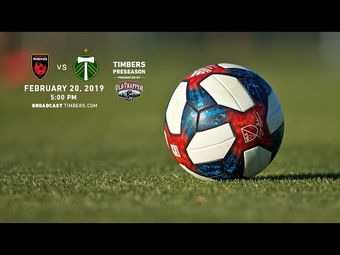 Video: Portland Timbers vs. Phoenix Rising FC | Preseason | Feb. 20, 2019