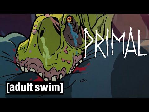 Primal | A Violent Plague | Adult Swim Nordic