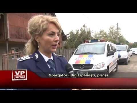 Spargatorii din Lipanesti, prinsi