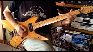 Let It Go (Loudness Guitar Cover)