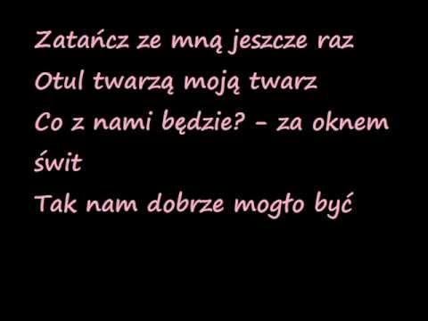 Edyta Bartosiewicz - Ostatni + teskt