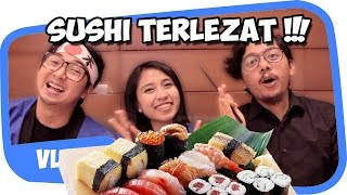 Video SUSHI HOKKAIDO !! [cicip] with BenaKribo n Vendry Moin blog MP3, 3GP, MP4, WEBM, AVI, FLV Mei 2017
