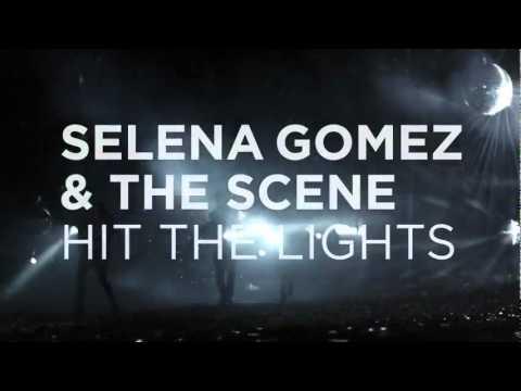 Selena Gomez & The Scene - Hit The Lights Teaser 3