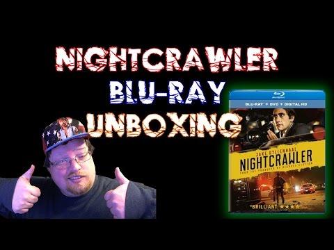Nightcrawler Blu-Ray/DVD/Digital HD Unboxing