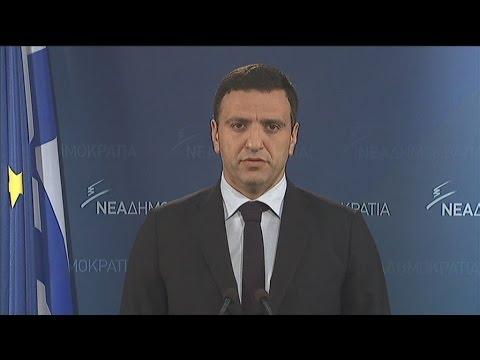 Β. Κικίλιας για Κυβέρνηση ΣΥΡΙΖΑ-ΑΝΕΛ: οικονομία σε ασφυξία, Ελλάδα σε ύφεση, κοινωνία σε απόγνωση