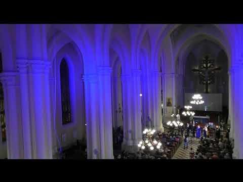 Великий Бах. Месса соль мажор BWV 236, Кантата BWV 33, сочинения для органа. 25 мая 2019 года.