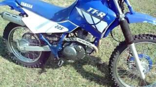 4. Yamaha TTR225 Walkaround - 2001
