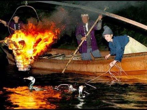 нестандартный способ рыбалки