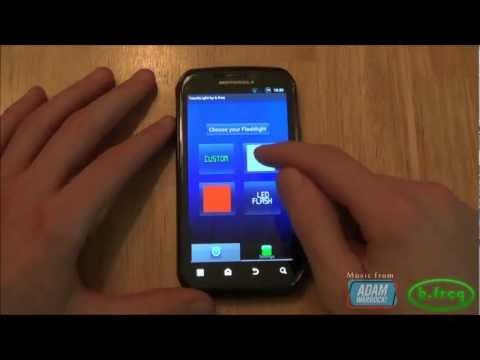 Video of TouchLight - Free Flashlight