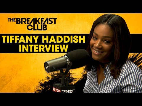Tiffany Haddish Speaks On Girls Trip, Escaping Death, Raising Her Siblings & More