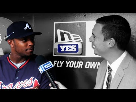 Video: FIFA 15, Sneakers & playing alongside B.J. Upton with Atlanta Braves' Justin Upton